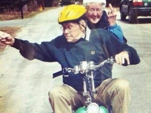 Top Pics of Love in Old Age
